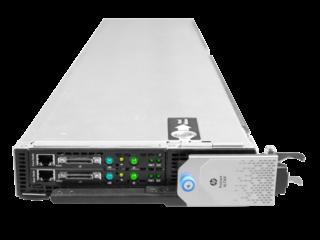 HPE ProLiant XL730f Gen9 Server Center facing