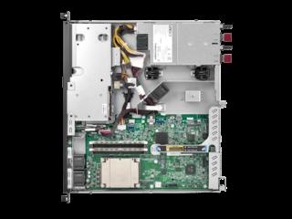 HPE ProLiant DL20 Gen9 Server Top view open
