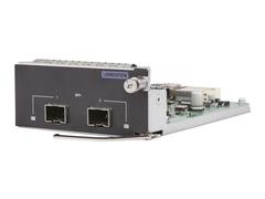 HPE 5130/5510 10GbE SFP+ 双端口模块