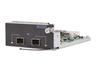 HP JH157A 5130/5510 10GbE SFP+ 2-port Module