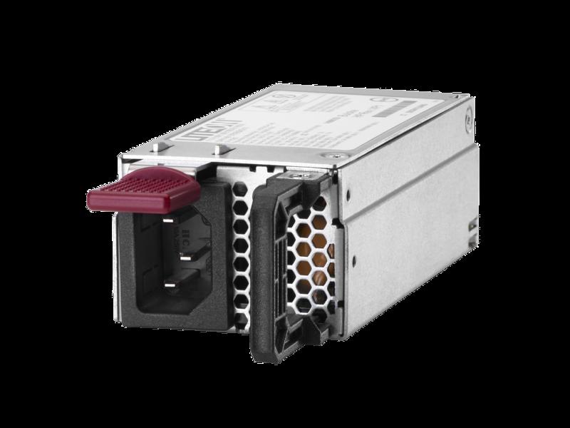 HPE 900 瓦标准交流 240 伏直流电源输入模块 Left facing