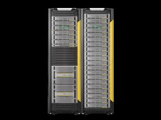 HPE 3PAR StoreServ 20000 Storage Left facing