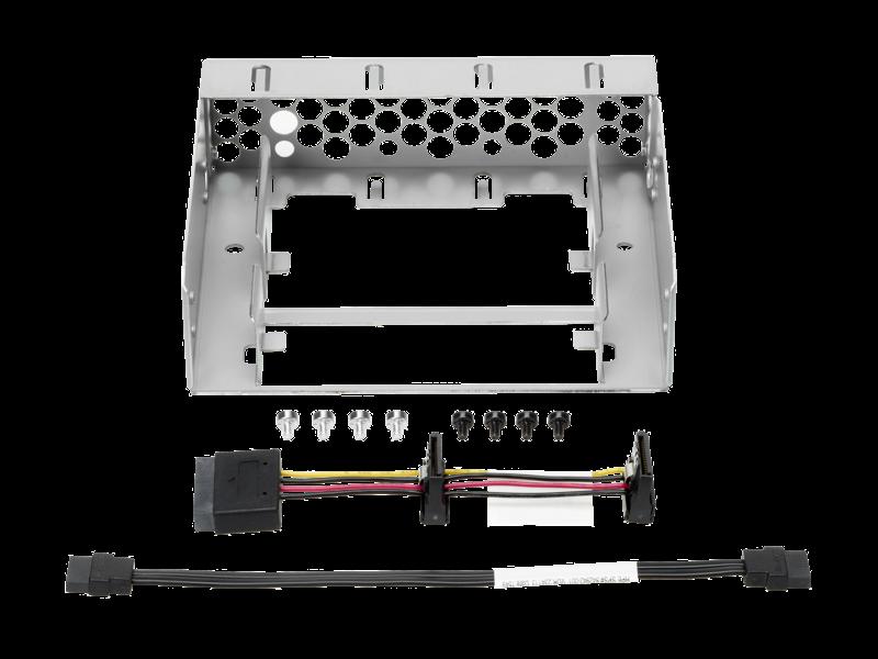 Kit de ativação de baia HPE ML350 Gen10 8SFF NVMe SSD Express com risers 2x4NVMe e cabos de suporte