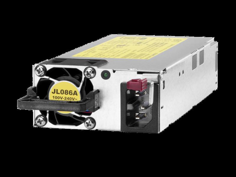 Fuente de alimentación de 54 VCC 680 W 100-240 VCA para Aruba X372 Left facing