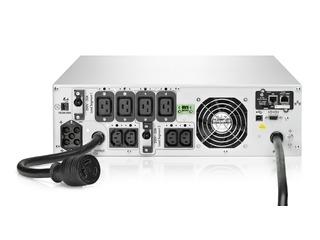 HPE R5000 3U L630 High Voltage NA/JP Uninterruptible Power System Center facing
