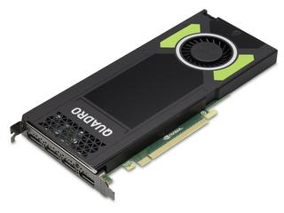 Accélérateur graphique HPE NVIDIA Quadro M4000 Left facing