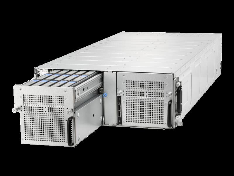 Serveur HPE Cloudline CL5200 Gen9 Center facing