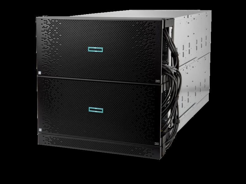 HPE Integrity MC990 X TDI für SAP HANA Scale-Up-Konfigurationen