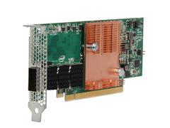 HPE 100Gb 1ポートOP101 QSFP28 x16 PCIe Gen3、インテルOmni-Pathアーキテクチャーアダプター付き