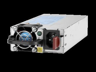 HPE 460W Common Slot Platinum Hot Plug Power Supply Kit Left facing