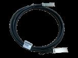 HPE X240 100G, QSFP28 zu QSFP28 Direktanschluss-Kupferkabel, 3m