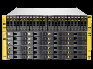 Kit inicial de bloques/archivos convergentes HPE 3PAR StoreServ 8200 Center facing