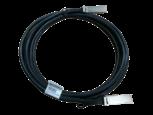 HPE X240 100G, QSFP28 zu QSFP28 Direktanschluss-Kupferkabel, 5m