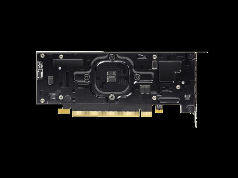 HPE NVIDIA Tesla M4 4GB Computational Accelerator Top view closed