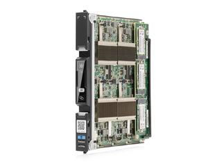 HPE ProLiant m700p Servereinschub Left facing