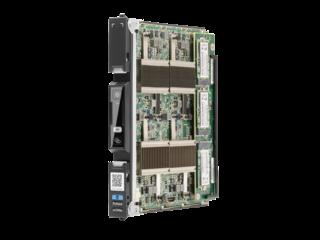 HPE ProLiant m700p Server Cartridge Left facing