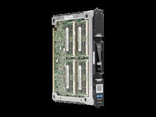 Cartucho de servidor HPE ProLiant m700p Right facing