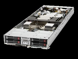 HPE ProLiant XL260a Gen9 Server Left facing