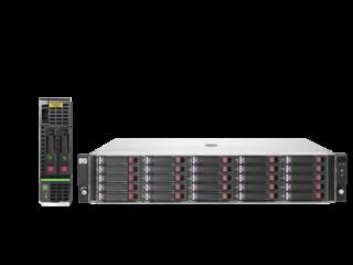 Almacenamiento SAS HPE StoreVirtual 4630 de 900GB Center facing
