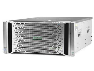 HPE ProLiant ML350 Gen9 E5-2650v4 2P 32GB-R P440ar 8SFF 2x800W PS Perf Server Left facing horizontal