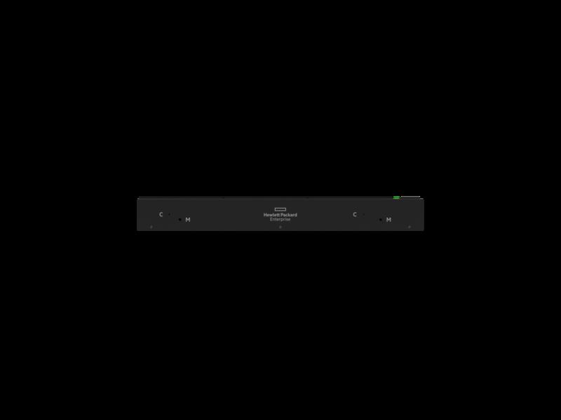 HPE G2 Basic 1.9kVA/IEC C20 Detachable 16A/120V Outlets (12) 5-20R/1U Horizontal NA/JP PDU