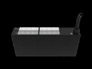 HPE G2 Basic 2.8kVA/L5-30P 24A/120V Outlets (16) 5-20R/2U Horizontal NA/JP PDU Hero