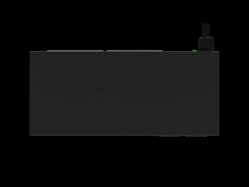 Unité de distribution électrique de base HPE G2 2,8kVA/L5-30P Prises 24A/120V (16) 5-20R/2U Horizontal (Amérique du nord, Japon) Right facing