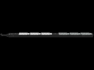 HPE G2 Basic 4.9kVA/L6-30P 24A/208V Outlets (36) C13 (6) C19/Vertical NA/JP PDU Hero