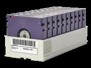 10 cartouches de données TeraPack HPE LTO-7 Ultrium Type M 22,5 To RW étiquetées non personnalisables