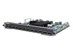 HPE FlexNetwork 10500 12 端口 40GbE QSFP28 M2SG 模块