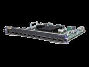 HPE FlexNetwork 10500 12-port 40GbE QSFP28 M2SG Module