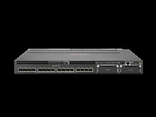 Aruba 3810M 24SFP+ 250W Switch Center facing
