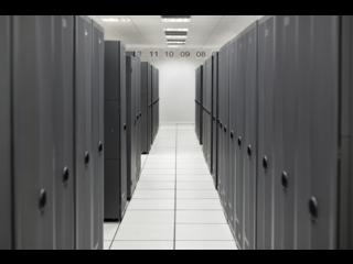 HPE ConvergedSystem 700 Center facing