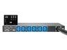 HPE AF525A Intelligent Modular 7.3kVA/60309 3-wire 32A/230V Outlets (6) C19/Horizontal INTL PDU