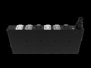 Unité de distribution électrique modulaire triphasée de base HPE G2 22 kVA/60309 5 fils Prises 32 A/230 V (6)C19/1U horizontale (International)