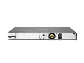 Aruba 3810M 48G PoE+ 4SFP+ 680W Switch Rear facing