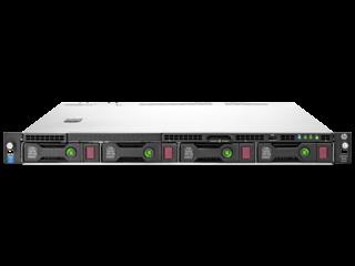 HPE ProLiant DL60 Gen9 Server Center facing