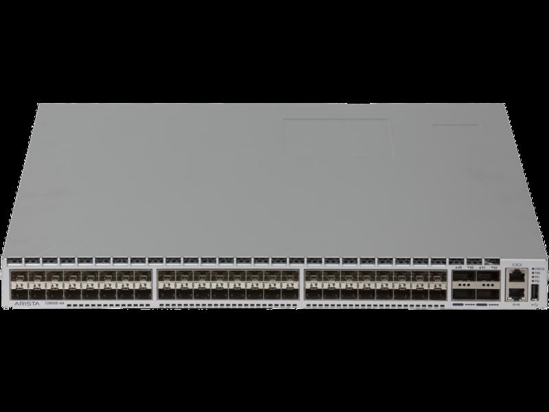 Arista 7280E 10/40/100GbE High Performance Switch Series Center facing