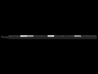HPE G2 Metered/Switched PDU mit 3Phasen, 11kVA/60309, 5-adrig, 16A/230-V-Ausgänge (18) C13 (6) C19/Vertical (INTL) Left facing