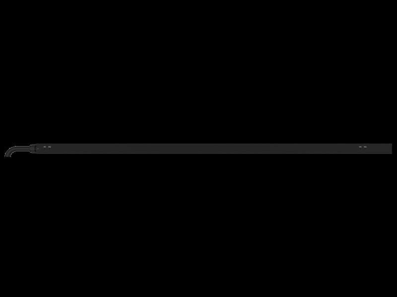 Unité de distribution électrique HPE G2 avec mesure intégrée, triphasée, 10 kVA/CS8365C, prises 35 A/208 V (30) C13 (6) C19/Vertical (Amérique du nord/Japon) Rear facing