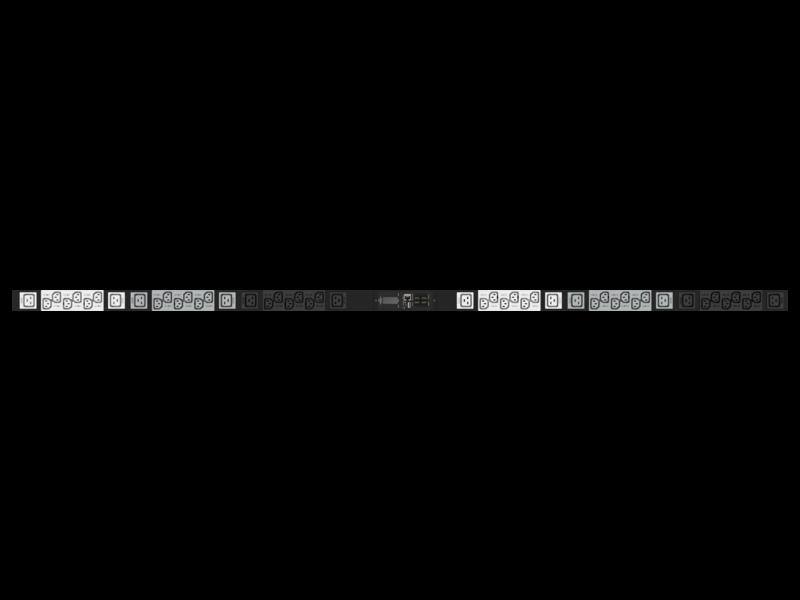 Unité de distribution électrique HPE G2 avec mesure intégrée, triphasée, 17,3 kVA/60309, 60 A, 4 fils, prises 48 A/208 V (36) C13 (12) C19/Vertical (Amérique du nord/Japon) Center facing