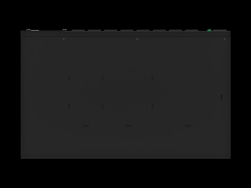 Unité de distribution électrique HPE G2 avec commutation intégrée, 1,9 kVA/CEI C20, prises amovibles 12 A/120 V (8) 5-20R/1U, montage horizontal (Amérique du nord/Japon) Other