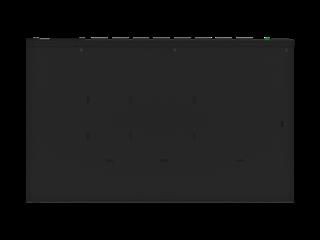 HPE G2 Switched 1.9kVA/IEC C20 Detachable 12A/120V Outlets (8) 5-20R/1U Horizontal NA/JP PDU Top view closed