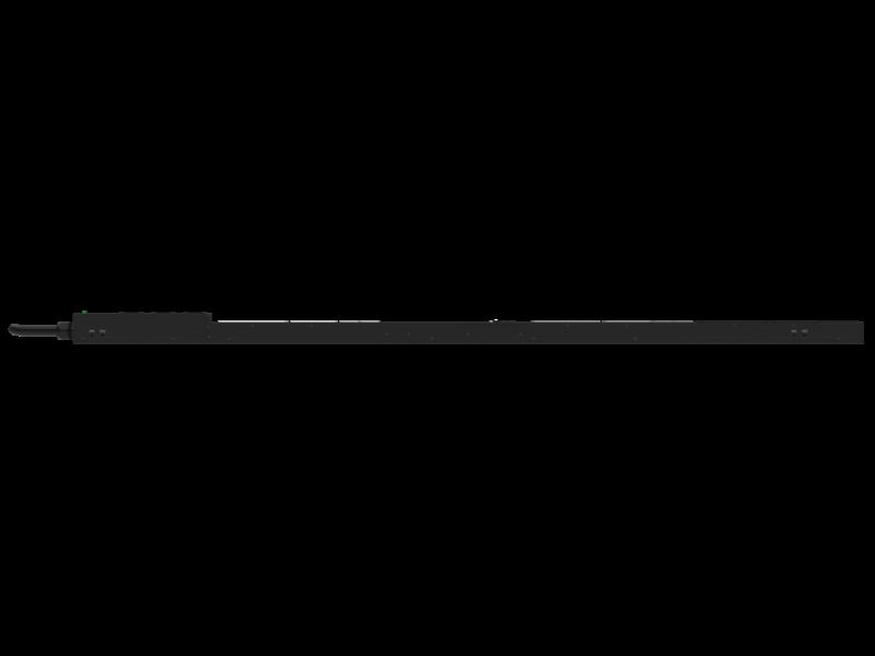 Unité de distribution électrique HPE G2 avec mesure intégrée, triphasée, 10 kVA/CS8365C, prises 35 A/208 V (30) C13 (6) C19/Vertical (Amérique du nord/Japon) Other