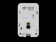 HPE JY694A Aruba AP-203H (RW) FIPS/TAA Flex-radio 802.11ac 2x2 Unified Hospitality AP with Internal Antennas