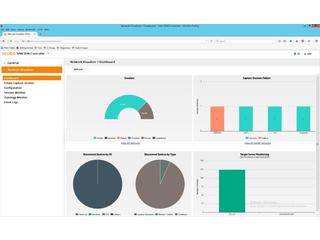 Aruba Network Visualizer SDN Anwendungsserie Center facing