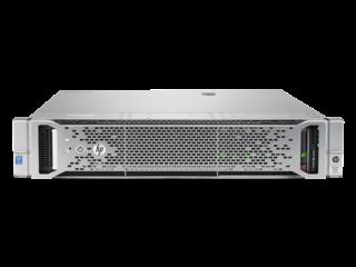 HPE ProLiant DL380 Gen9 Server Center facing
