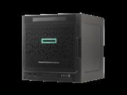 Bundle Server entry-level HPE ProLiant MicroServer Gen10 X3216 1P 8 GB-U 4 LFF NHP 200 W PS