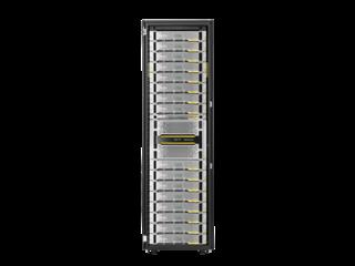 HPE 3PAR StoreServ 9000 Storage Center facing