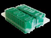Cartucho de dados HPE LTO-4 Ultrium de 1,6TB, rotulado, não personalizado, pacote com 20